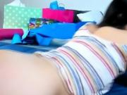 Wicked Asian Naria Park Fucked Doggystyle And Riding Dick