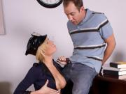 Policewoman Fucked Up From All Angles