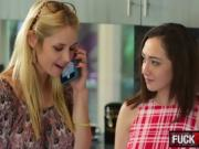 Lily Jordan and Sarah Vandella in I Taught Her All She Knows