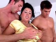 Busty Babes Seduce And Blow Their Neighbors