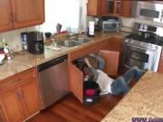 Handjob gif The Plumber gets His Pipe Cleaned