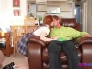 Step Daughter Caught Using Toy but Stepdad Forgives Her