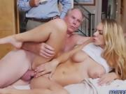 Horny sweet chick Molly Mae loves fucking for pleasure