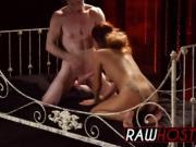 Teen Jade Jantzen Blows Cock And Gets Banged