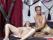 Blonde amsterdam whore sucks and fucks sex trip tourists cock