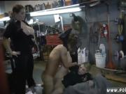 Big tit blonde milf fuck and fatty Chop Shop Owner Gets Shut