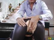 Older british slut nailed