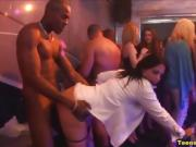 Shocking Scenes Of Cock Mad Wives & Teens At Stripper Party
