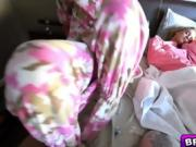 Emma Shyla and Liza flashing their tits