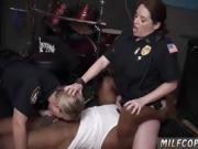 Amateur milf throat first time Raw video seizes officer penet