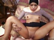 Blonde fucked by arab guy Desert Rose, aka Prostitute
