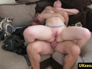 Spanish casting babe jizzed in pussy by agent