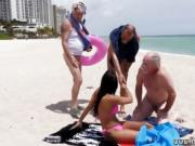 babe fucked by old guy Dukke had come via a molten little Lat