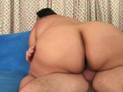 Fabulous Fat Girl Blows a Thick Dick and Fucks