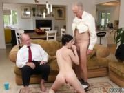 Savannah fox threesome and steamy workout turns hardcore Fran