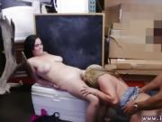Vintage blonde and passing out from big dick Lesbians Pawn Th
