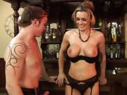 Tanya Tate is after a fresh load of jizz in her mouth, so