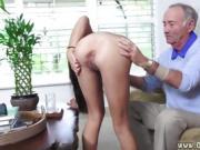Cute Latina slut prefers older men