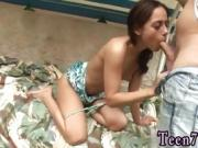 Teen lingerie squirt Horny converse session