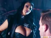 Romi Rain In Power Bangers A XXX Parody Part 3