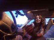 Kimmy Granger Gives Good Road Head