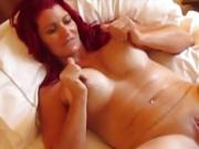 Nikki Sweet Watches Lesbian Porn.