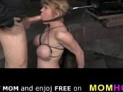 Perverse wishes of milf mom