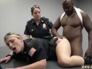 Huge bbc handjob Milf Cops
