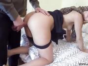 Chinese couple blowjob No Money, No Problem