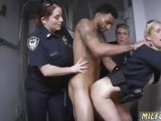 Blonde huge tits threesome Don't be ebony and suspicious arou