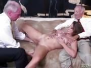 Two white cock xxx Ivy impresses with her large hooters and
