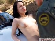 Duty bound police and check xxx Russian Amateur Takes it Like