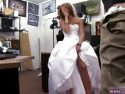 Dirty amateur A bride's revenge!