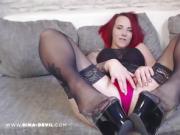 Neues sexy Video von NinaDevil