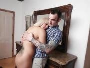 Mature Vixen Blows Her Well Hung Stepson
