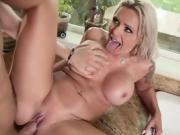 Mature Babe Nina Elle Gets Fucked And Creamed