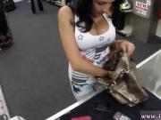 Nerdy big tits cam and webcam in public bar Big boob Latina i