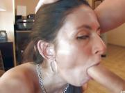 Nikki throat job