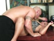 Hot Steamy Sex in the Office