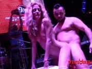 Gabriela Flores porn show fucking KEvin van Hulsen SEM 2016