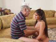 Hot babe Jealena Marie enjoys a hot threesome fuck