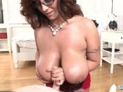 POV Big Tits Katie Kox, Eva Notty, Anissa Kate