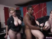 Maggie Green and Joslyn enjoy riding BBC