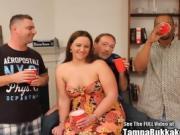 Ass lick anl slutwife Heidi gangbanged