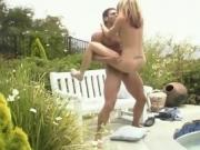 Fat Booty Babe Rides A Hrd Dick Till She Cums