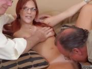 Old hairy grandma first time Frannkie And The Gang Take a Tri