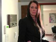 Riley fucked by stepmom after getting caught masturbating