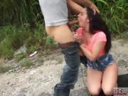 Teen group pool and small blonde creampie Car problems in the