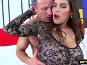 Big tits pornstar tittyfuck with cumshot