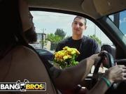 BANGBROS - MILF Rachel Starr Picks Up A Florist On The Street
